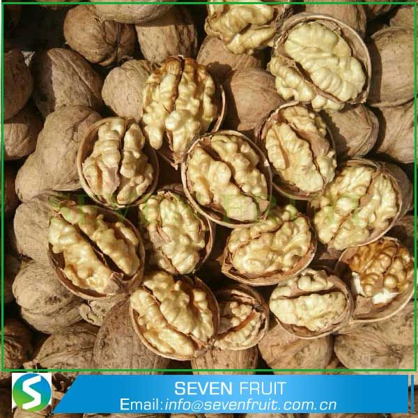 Chinese Xinjiang 185 Thin Shelled Whole Walnuts Inshell